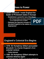 Chapter 2-England's Attempts at Colonization