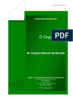 O Cego - Joaquim Manuek de Macedo