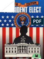 President Elect 1988 Edition
