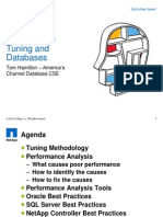 Performance Tuning and Databases