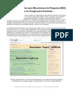 Documentação SEO feito pelo Google