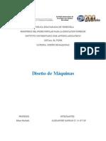 DISEÑO DE MAQUINA