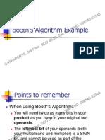 Booths Algorithm