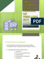 Domain Psikomotor Dalam Pengajaran Dan Pembelajaran Muzik