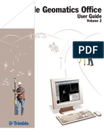 Trimble Geomatics Office User Guide Vol 2