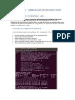 Configurar Redes Linux