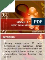 KELOMPOK 7 BB MENURUN