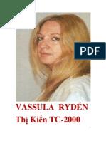 Nhật Ký Vassula Rydén Thị Kiến Thiên Chúa *Trọn Năm 2000*