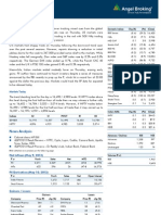 Market Outlook 11th May 2012