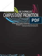Campus Event Promotion