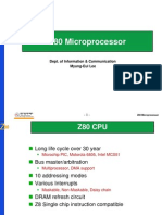 Z80 Microprocessor