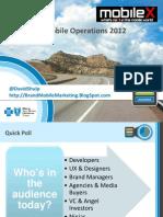 David lp - Enterprise Mobile Operations