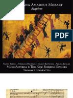 Livret Numerique Wolfgang Amadeus Mozart Requiem 3