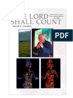 The Lord Shall Count David Z Crookes