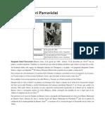 Benjamín Solari Parravicini wiki