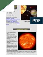 A Constituição do Sistema Solar