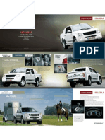 Isuzu in Motion Brochure A4