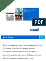 Sappi Corporate ROMANA