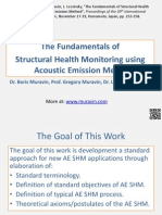 Muravin - The Fundamentals of SHM Using AE Method - 2010