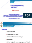 A Brief History of Unix Ppt