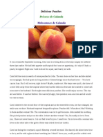 Delicious Peaches  / Préssecs de Calanda