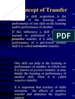 ALevel Transfer