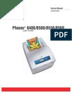 Xerox 8400 Service
