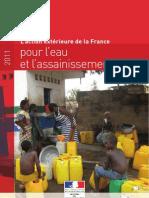Brochure Mae Eau Et Assainissement-Action Ext France