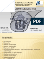 PROPULSEUR SUBAQUATIQUE