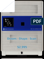 Scanner Techspecs