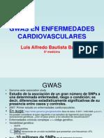 Gwas en Enfermedades Cardiovasculares