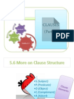 Clauses Ppt