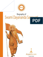 Biography of Swami Dayananda Saraswati