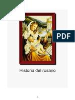 Historia del Rosario
