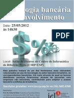"""IEA - Palestra """"Tecnologia bancária e desenvolvimento"""""""