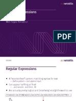 21 Regular Expressions PR TM
