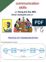 Basic Communication Skills