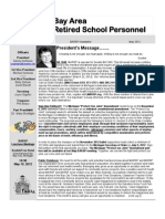 BARSP Newsletter - May 2012