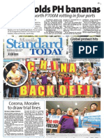 Manila Standard Today - May 12, 2012 Issue