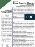 Bulletin NDLB 120513