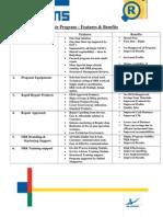 SRR Features & Benefits