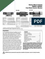 REP8000 Manual