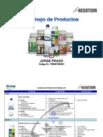 Catalogo de Productos _Resumen