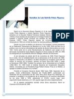 Natalicio de Luis Beltrán Prieto Figueroa