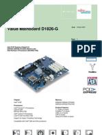 Mainboard D1826-G