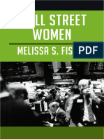 Wall Street Women by Melissa S. Fisher