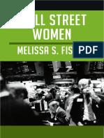 Wall Street Women by Melissa S. Fisher