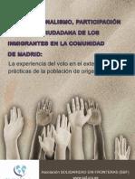 Transnacionalismo, participación política de los inmigrantes bolivianos SSF