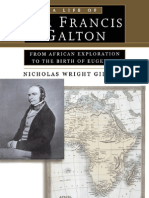 A Life of Francis Galton