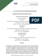 Fernandes Tomasi & Pessatti 2006 - Sistema Avaliação Qlde Pescados